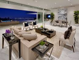 living room in mansion carla ridge residence spectacular beverly hills mega mansion by