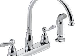 sink u0026 faucet stunning four hole kitchen faucets stunning