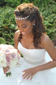 loose braid hairstyle for black women 43 black wedding hairstyles for black women ideas of loose braided