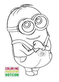 http colorings coloring pages girls minions bob bob