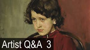 4 qualities of good realism more ep 3 oil painting q a with mark carder you