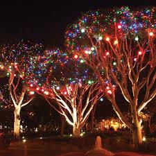 6 led hanging tree light light sphere hanging snow