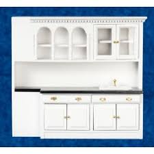 Dollhouse Kitchen Furniture by Miniature Porcelain Kitchen Sink Dollhouse Kitchen Furnishings