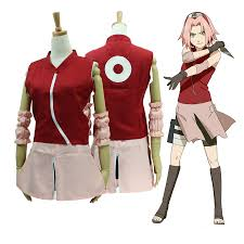 Naruto Halloween Costumes Adults Buy Wholesale Sakura Halloween Costume China Sakura