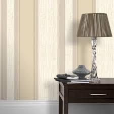 vymura synergy striped wallpaper soft gold cream beige m0869