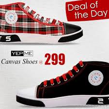 buy boots yepme yepme canvas shoes rs 299 only take a deals take a deals