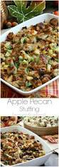 dressing recipe for thanksgiving apple pecan stuffing home made interest