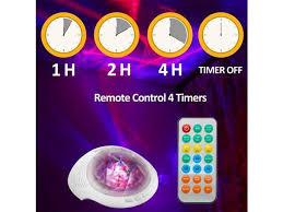 sound machine with light projector soaiy sleep sound machine night light projector with bluetooth