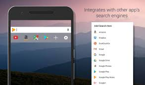 design your own home screen search anywhere in android from your homescreen with this handy widget