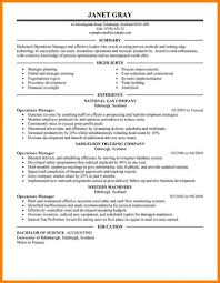 resume examples wallpaper operation manager resume examples