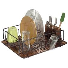 Kitchen Dish Rack Ideas Decor U0026 Tips Glassware And Dining Ware With Silverware Also Dish