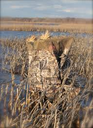 How To Make A Duck Blind Invisi Chair