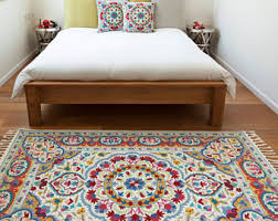 Modern Area Rugs 6x9 6x9 Mandala Rugfloral Area Rugs 5x7 Area Rug Cool Rugs5x8