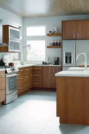 modern kitchen with brown cabinets whether your kitchen style is more modern or more