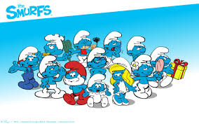 smurfs animated reboot coming 2017