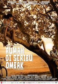 vidio film ombak rumah di seribu ombak rilis poster resmi kapanlagi com
