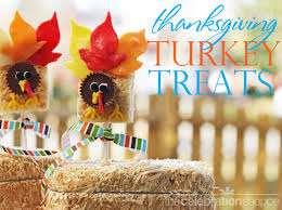 thanksgiving turkey treats the celebration shoppe