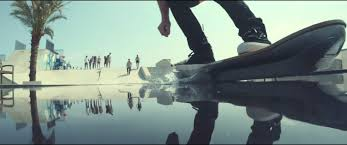 lexus hoverboard car the wait is over see the lexus hoverboard in action u2014 the motorhood