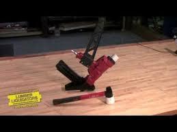 Best Flooring Nailer Flooring Nailers Introduction Lumber Liquidators Youtube
