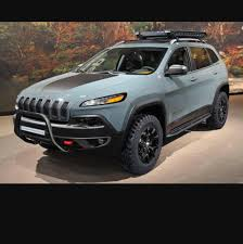 jeep cherokee off road tires jeep cherokee trailhawk and renegade trailhawk edition off road