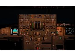 npsimpanel airbus panels a318 a319 a320 a321 deluxe flightsim