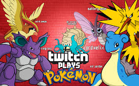 Twitch Plays Pokemon Twitch Plays Pokemon Know Your Meme - in honor of pokemon s 20th anniversary i present twitch plays