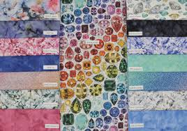 prism 2018 hoffman challenge fabric collection batik quilting