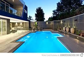 landscape design inground pool small backyard inground pools cost
