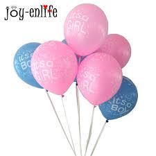 cheap balloons baby shower decoration cheap 10pcs ballons boy girl balloons