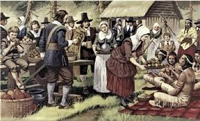 it s about time a thanksgiving feast in 1621 new