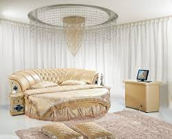 gold bedroom furniture the modern design of the soft leather bed gold large double