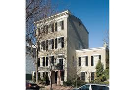Modern Row House by Custom Modern Renovations Georgetown Row House