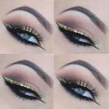 Eye Liner liquid define black eye of horus au