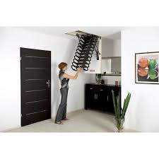 attic ladder scissor insulated fakro modlar com
