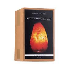 natural crystal salt lamp by evolution salt co thrive market