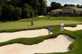 tpc potomac private golf club in the dc area