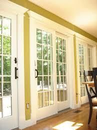 Patio Door Styles Exterior by Bay Window Exterior Molding Bedroom And Living Room Image