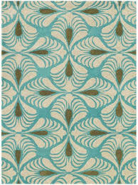 Area Rugs Turquoise Bombay Turquoise Modern Area Rugs Rug Shop And More
