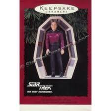 2001 captain benjamin sisko buy hallmark ornaments the