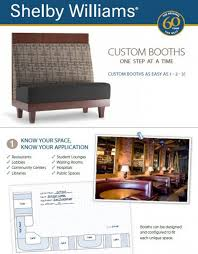 M584 Upholstered Booths U0026 Banquettes Bpm Select The Premier Building Product Search Engine Booths