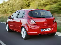 opel door opel corsa 5 door 2007 picture 27 of 41