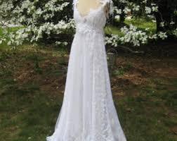hippie wedding dresses hippie wedding dress etsy