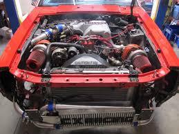 mustang 5 0 turbo kit cxracing turbo intercooler kit piping bov for 79 93 mustang