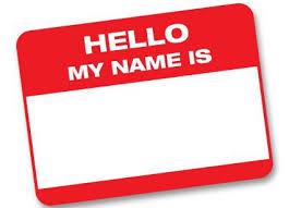 name tag clip art 108766