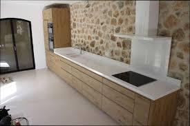 plan travail cuisine bois cuisine bois cuisine bois plan travail blanc