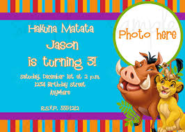 sample birthday invites lion king birthday invitations marialonghi com