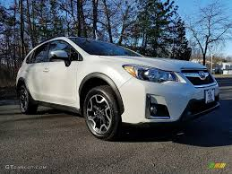 subaru crosstrek white 2016 2016 crystal white pearl subaru crosstrek 2 0i limited 117634663