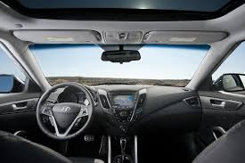 Veloster Hyundai Interior 2013 Hyundai Veloster Information And Photos Zombiedrive