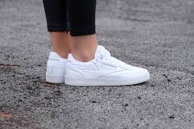 light shoes for women top rated women reebok club c 85 on the court white light solid grey