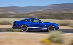 2013 shelby gt500 mustang 2013 ford mustang reviews and rating motor trend